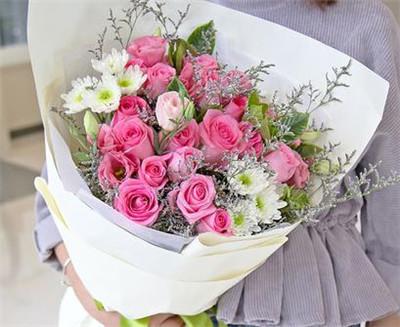 30朵玫瑰花语